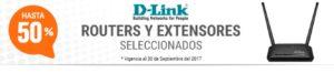 RadioShack Oferta Routers y Extensores D-Link