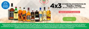 Sam's Club Oferta Tequila y Whisky