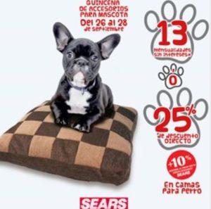 Sears Ofertas de Camas para Perro