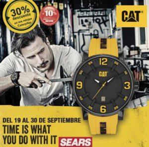 Sears Oferta Relojes Caterpillar