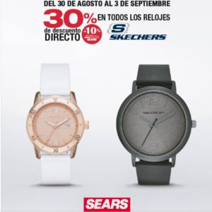 Sears Oferta Relojes Skechers