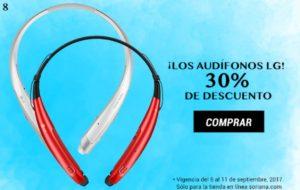 Soriana Oferta Audífonos LG
