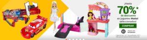 Soriana Oferta de Juguetes Mattel