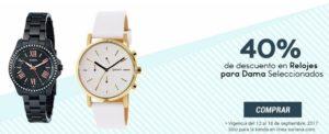 Soriana Oferta de Relojes para Dama