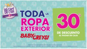 Suburbia Oferta Baby Creysi