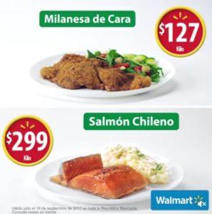 Walmart Ofertas Martes de Frescura Septiembre 19