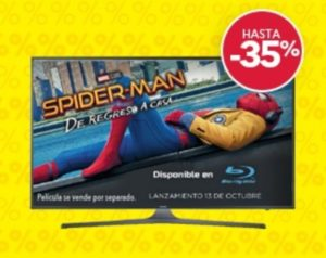 Best Buy Oferta de Pantallas Octubre 19