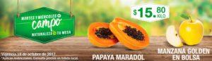 Comercial Mexicana Ofertas Martes y Miércoles del Campo Octubre 17
