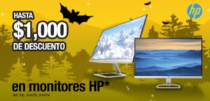 OfficeMax Descuento Monitores Hp