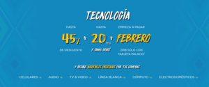 El Palacio de Hierro Oferta Tecnología