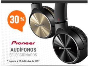 RadioShack Oferta Audífonos Pioneer