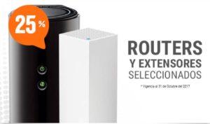 RadioShack Oferta Routers y Extensores Seleccionados