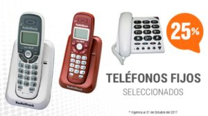RadioShack Oferta Teléfonos Seleccionados