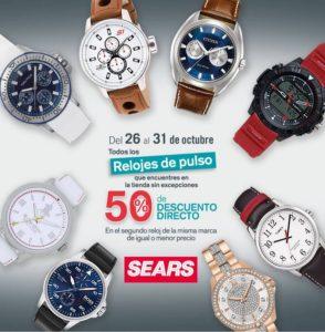 Sears Oferta de Relojes