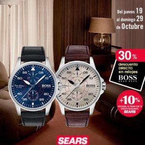 Sears Oferta Relojes Hugo Boss