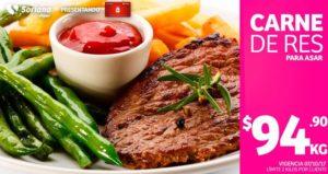 Soriana Oferta de Carne de Res Octubre 7
