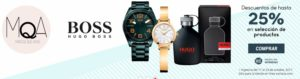 Soriana Oferta Productos Seleccionados Hugo Boss