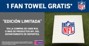Suburbia Promoción Fan Towel