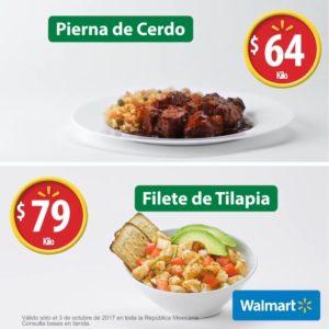 Walmart Ofertas Martes de Frescura Octubre 3