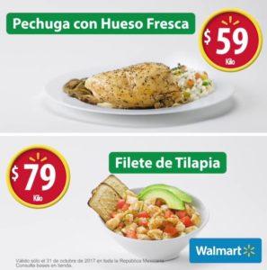 Walmart Ofertas Martes de Frescura Octubre 31