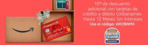 Amazon Promoción Citibanamex
