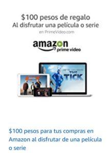 Amazon Regalo Prime Video