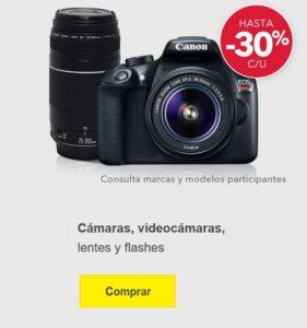 Best Buy Oferta Cámaras y Más
