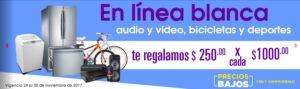 Comercial Mexicana Oferta Línea Blanca, Deportes y Más