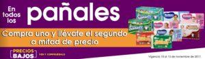 Comercial Mexicana Oferta Pañales Noviembre 10