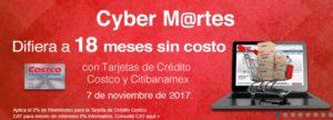 Costco Cyber Martes Banamex Noviembre 7
