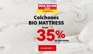 Elektra Oferta Colchones Bio Mattress