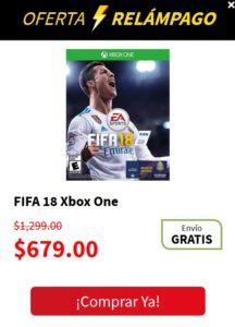Elektra Oferta FIFA 18