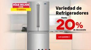 Elektra Oferta de Refrigeradores