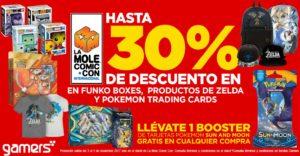 Gamers Oferta Funko Boxes y Más