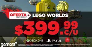 Gamers Oferta Lego Worlds