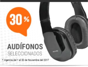 RadioShack Oferta Audifonos Seleccionados
