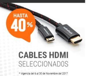 RadioShack Oferta Cables HDMI