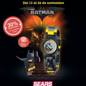 Sears Oferta de Relojes Lego