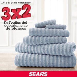 Sears Oferta de Toallas