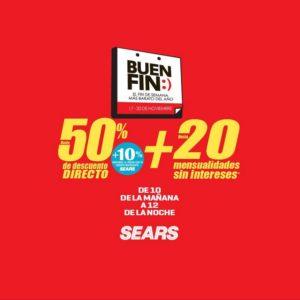 Sears Ofertas El Buen Fin 2017