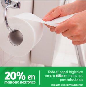 Soriana Oferta de Papel Higiénico