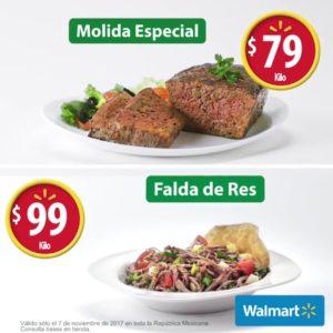 Walmart Ofertas Martes de Frescura Noviembre 7