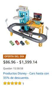 Amazon Oferta Cars Disney