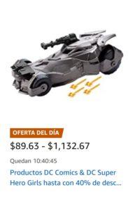Amazon Oferta Productos DC Comics y DC Super Hero Girls