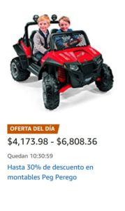 Amazon Oferta Montables Peg Perego