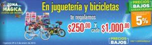 Comercial Mexicana Oferta Juguetería y Bicicletas