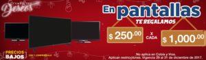 Comercial Mexicana Oferta Pantallas
