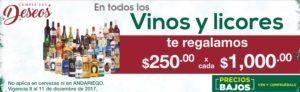 Comercial Mexicana Ofertas Vinos y Licores