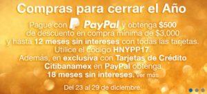 Costco Promoción PayPal Diciembre 26