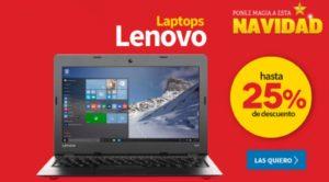 Elektra Oferta de Laptops Lenovo
